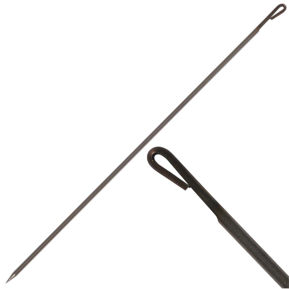 Extex STAINLESS LIVE BAIT Bridle Rigging Fishing NEEDLE 120mm