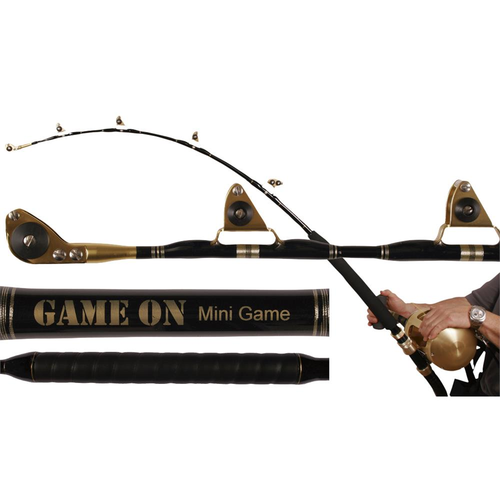 Gary Howard Game On MINI GAME - Fishing Rods