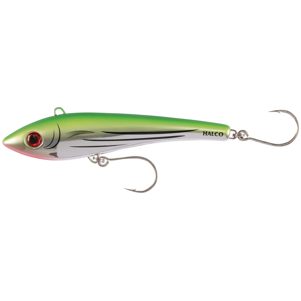 Halco MAX 190 Bibless Minnow Fishing Lure
