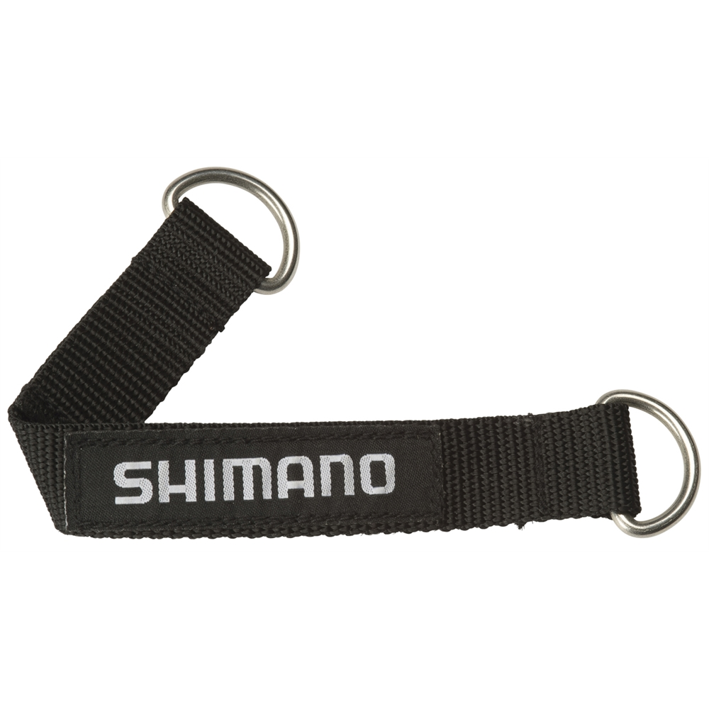 shimano fishing spin reel harness clip from wellsys tackle