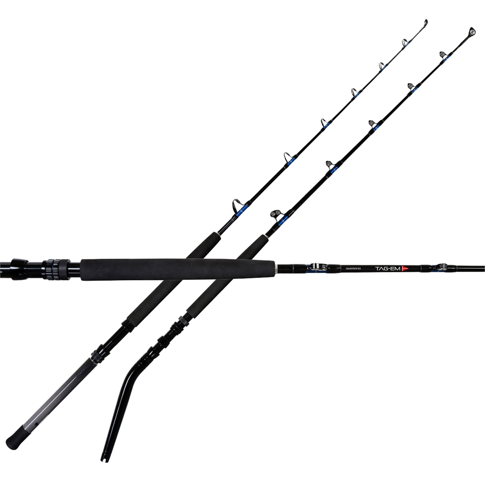 Shimano TAG-EM Overhead Game Fishing Rods