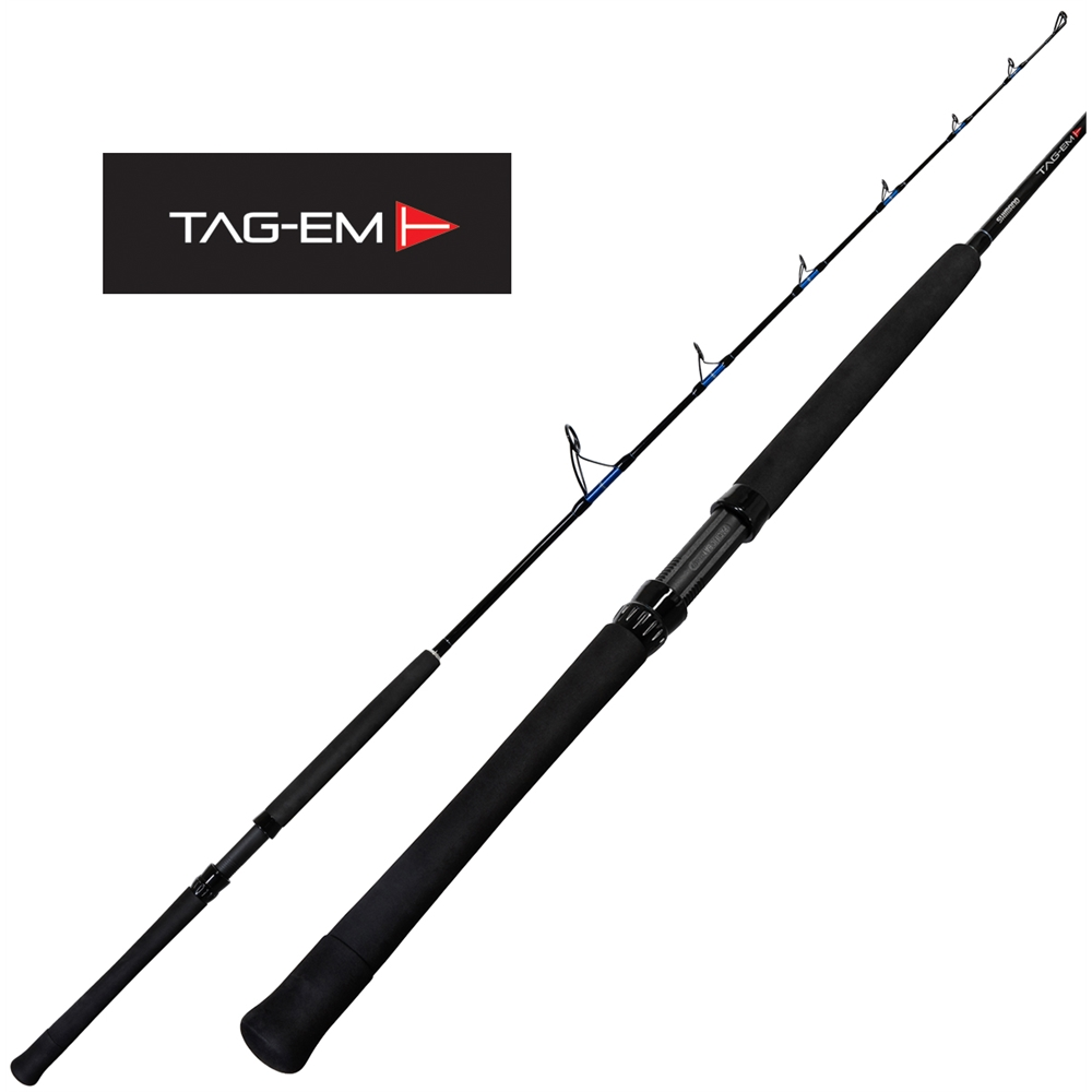 Shimano TAG-EM SPIN Fishing Rods